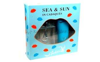 Salvador Dali Sea & Sun in Cadaques 50ml. Květinově vodní vůně