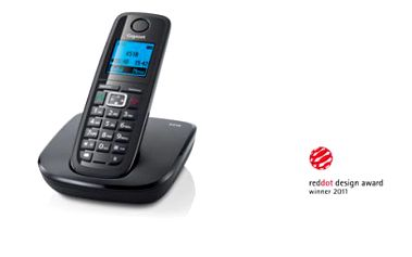 Digitální domácí bezdrátový telefon SIEMENS Gigaset A510