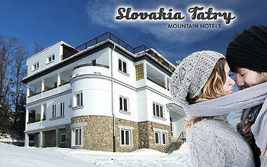 3 alebo 4-dňová lyžovačka a relax v krásnom penzióne Poľana v srdci Tatier! V cene polpenzia, vstupy do sauny, sekt a zľavy na bazény! Zažite pravú tatranskú jar!