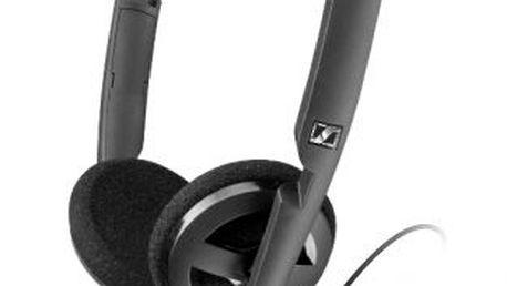 Sennheiser PX 100-IIi open headset s mikrofonem a dálkovým ovládáním