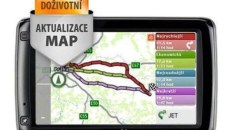 Inovativní GPS navigace Mio Spirit 697 Lifetime