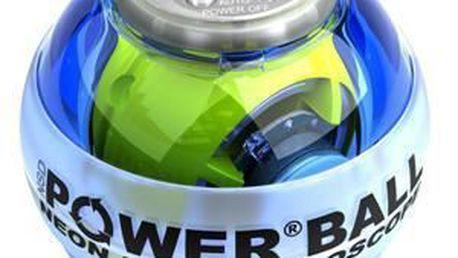 Powerball Neon Pro zelený. Skvělá hračka na posílení zapěstí a odreagování.