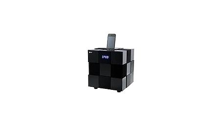 LG ND8520. Dokovací stanice s repro 2.1, 2x20W + 40W subwoofer