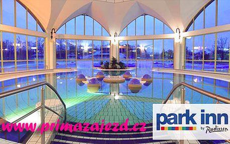 5-dňový luxusný pobyt s neobmedzeným relaxom a polpenziou v maďarských kúpeľoch Sárvár. Luxus, skvelé jedlo a voľný vstup do termálnych kúpeľov, priamo prepojených vyhrievanou chodbou s hotelom. Len 120 km od Bratislavy.