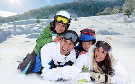 Hotel 4 km od lyžiarskeho strediska Jahodná