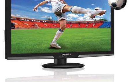 3D monitor Philips 273G3DHSB umožní ponořit se do světa hraní a sledování filmů