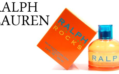 Toaletní voda Ralph Lauren Rocks 100 ml