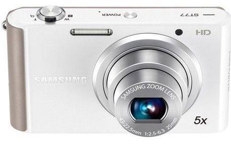 Kompaktní digitální fotoaparát Samsung ST77