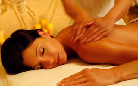 Vzrušující tantrická masáž pro ženy za skvělých 379 Kč!