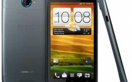 """Mobilní telefon HTC One S (Ville) Grey. 2jádrový procesor, 4,3"""" displej s jemným qHD rozlišením"""