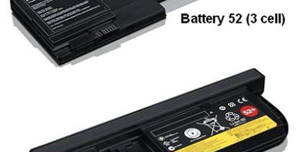 Lenovo 0A36286. Náhradní 6článková Lithium-Iontová baterie pro ThinkPad X220t