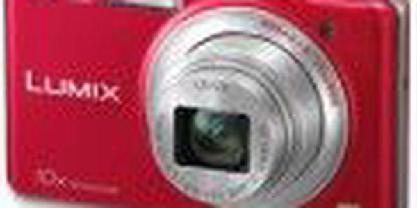 Kompaktní digitální fotoaparát panasonic dmc sz1