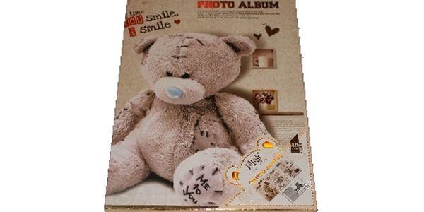 Krásné fotoalbum s motivem medvídka Me to You na 100 fotografií za super cenu 149 Kč