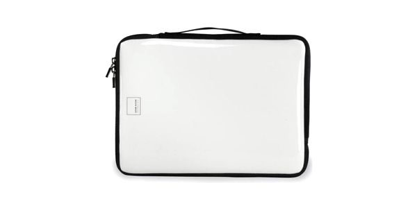 Pouzdro na notebook Acme Made Slick Laptop Sleeve-L bílé