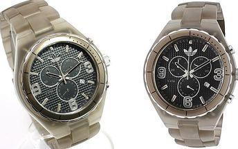 Značkové sportovní hodinky Adidas včetně poštovnéh