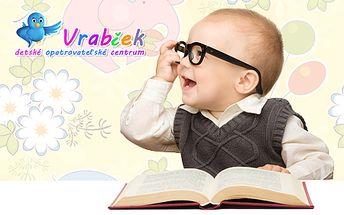 1-dňová alebo celomesačná starostlivosť o vaše dieťatko za akciovú cenu! Bohatý program, individuálny prístup a výborná dostupnosť!