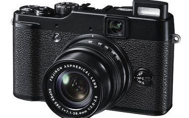 Kompaktní digitální fotoaparát Fujifilm FinePix X10
