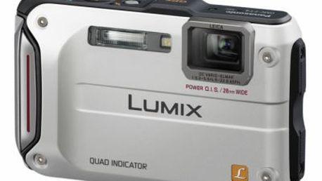 Kompaktní fotoaparát Panasonic DMC-FT4