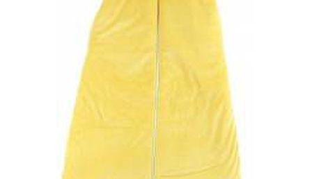 Spací pytel dětský Kaarsgaren 90 cm - žlutá