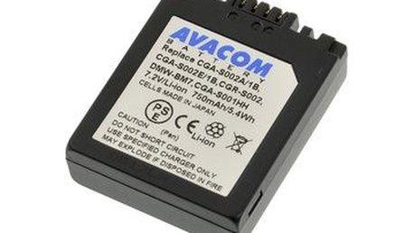 Avacom baterie panasonic cga-s002