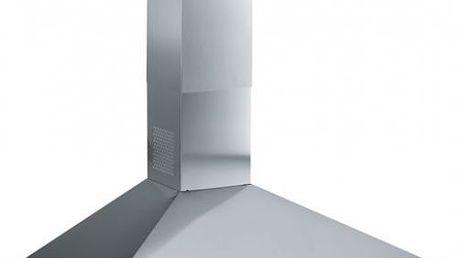 Komínový odsavač par MORA OP 5728 0090 v nerezovém designu
