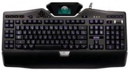 Klávesnice Logitech G19 Gaming Keyboard, US