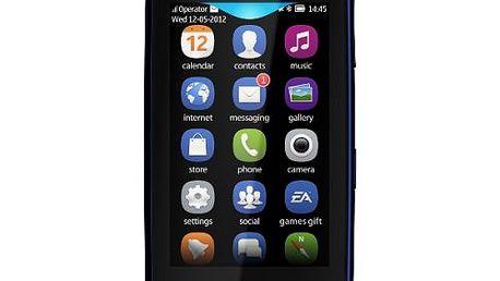 Rychlý a chytrý Mobilní telefon Nokia Asha 311 Grey