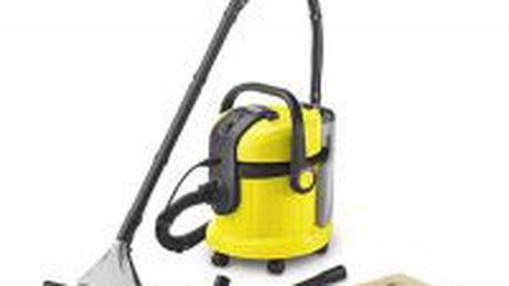 Extraktor Karcher SE 4001 na bázi mokro-suchého vysavače