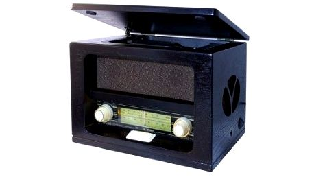 Roadstar HRA 1520MP. Retro rádio s MP3/CD/CD-R/CD-RW přehrávačem