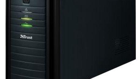 TRUST Záložní zdroj UPS Oxxtron 1300VA Management
