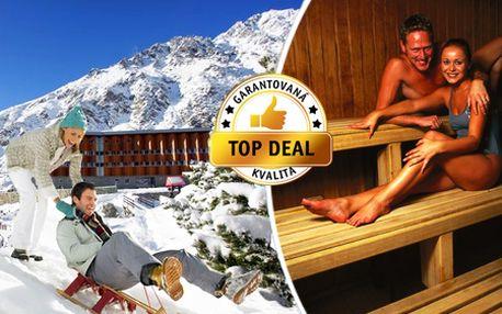 3-dňový relax s polpenziou pre 2 osoby v hoteli SLIEZSKY DOM**** priamo pod Gerlachom! V cene aj 2-hodinový wellness, transfer priamo na hotel (1670 m.n.m.) a zapožičanie saní!