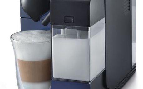Espresso DELONGHI 520 BL Lattissima modré