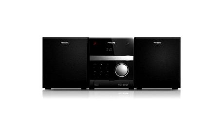 Philips mcd135/58 mikrosystém, 2×25w, dvd, usb, mp3/divx/jpeg