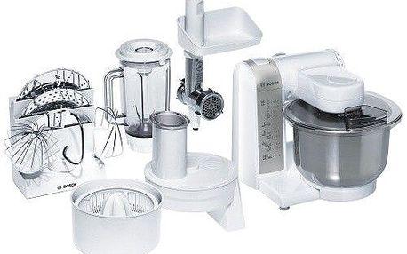 Špičkově vybavený kuchyňský robot Bosch MUM4880