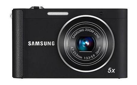 Tenký a funkcemi nabitý fotoaparát Samsung EC-ST88