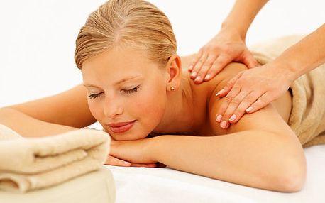 Len 6,95€ za 40 minút relaxu pri dokonalej masáži. Ručná švédska masáž a čínska tlaková masáž so zľavou 50%.