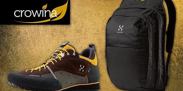 Outdoorové oblečenie a vybavenie značky Haglöfs už od 32€. Pripravte sa na jarnú turistiku a kúpte si pohodlné a bezpečné topánky, kvalitný batoh alebo ľahké tričko vhodné na množstvo outdoorových aktivít.