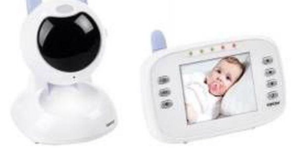 TOPCOM BabyViewer 4500 V2, Video elektronická dětská chůvička