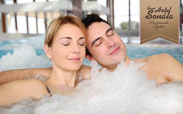 Darujte sebe alebo svojim blízkym pobyt v Garni hotel Sonáta v kúpeľnom meste. Na výber máte z dvoch balíčkov už od 45 €. Zľavy na bazény, masáže a do reštaurácii pre všetkých.