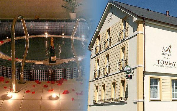 Luxusní pobyt na 4 dny pro 2 osoby se snídaněmi, večeří a wellness v hotelu Tommy****.