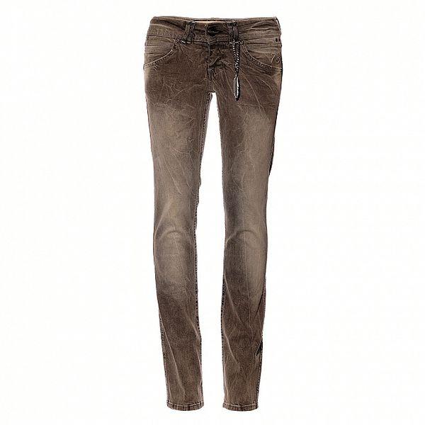 Dámské světle šedé džíny Pepe Jeans