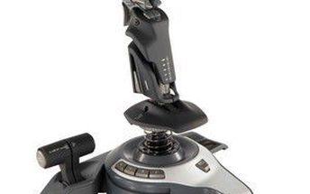 Pokročilý joystick SAITEK Joystick Cyborg F.L.Y.5 Stick USB