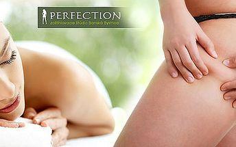 Endodermická masáž stehien