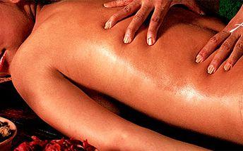 Relaxačná a antistresová masáž hlavy