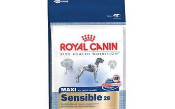 Royal Canin Maxi Sensible 15 kg. Zdravá výživa pro psy velkých plemen