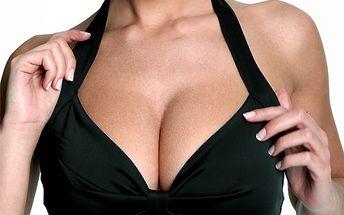 Bez skalpelu a bez bolesti! 6-vstupová permanentka na zväčšenie a spevnenie poprsia technológiou BreastLiftingPlus v Solee Estetic! OVERENÉ 100-kami spokojných klientiek!