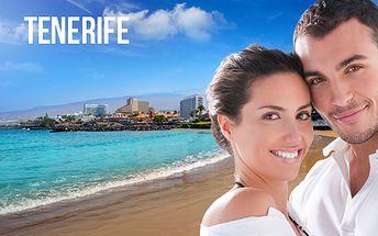 6-dňová dovolenka na najväčšom z Kanárskych ostrovov TENERIFE pre 2 osoby! Ubytovanie apartmánoch v hoteli Vime Callao Garden*** s výhľadom na more, stravovanie formou All inclusive!