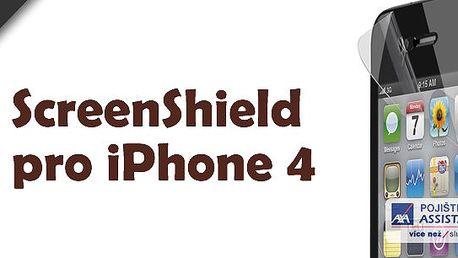 Fólie ScreenShield pro iPhone 4 pro celé tělo telefonu!! Cena včetně poštovného!!