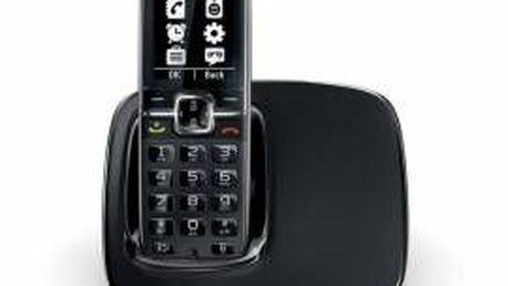 Telefon digitální Philips CD4901B. Vysoce kvalitní akustické zpracování