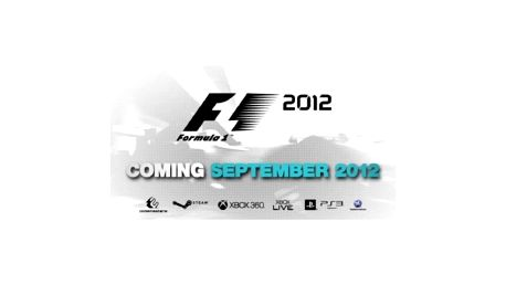 Codemasters F1 2012 Formula 1 pro PS3